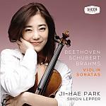 [새앨범]Ji-Hae Park's Beethoven, Schubert, Brahms Violin Sonatas